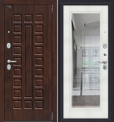 Porta S 51.П61 (Урбан) Almon 28/Bianco Veralinga