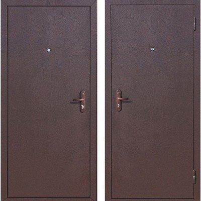Дверь входная Стройгост 5-1 Металл/металл  ВО