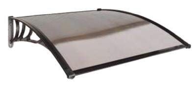 Козырек конструктор СП-950х1200 коричневый
