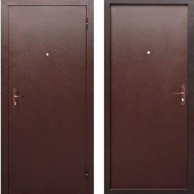Дверь входная Стройгост 5-1 Металл/Металл