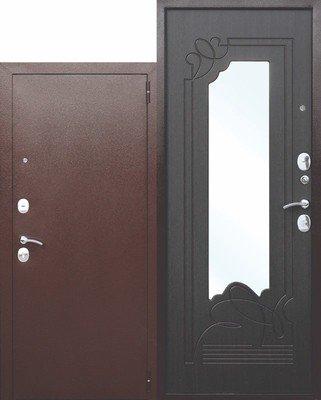 Дверь входная Ampir Венге