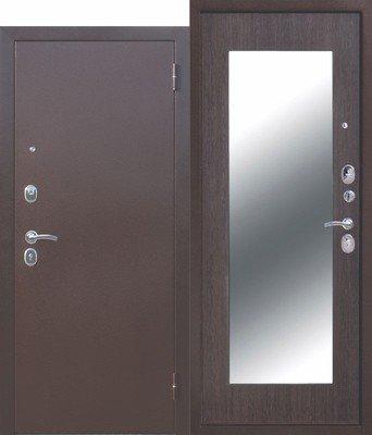 Дверь входная Царское зеркало MAXI Венге