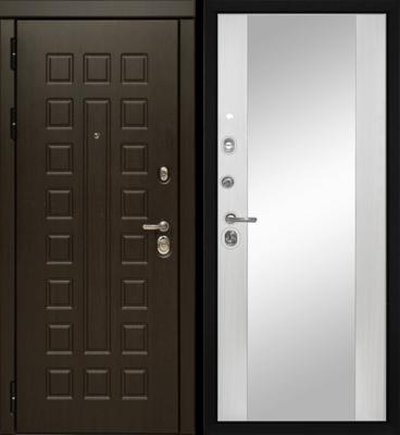 Дверь входная МД-30(Зеркало)