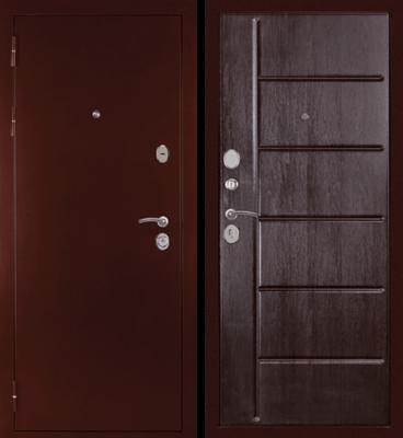 Дверь входная С-503 Венге