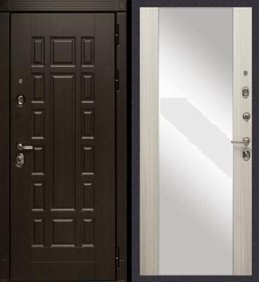 Дверь входная МД-38(Зеркало)