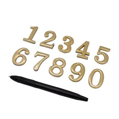 Цифра G Золото