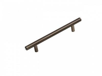 Ручка рейлинг мебельная R-3020 Черненый старинный антрацит