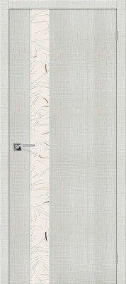 Порта-51 SA Bianco Crosscut Silver Art