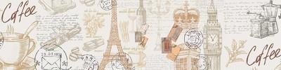 Фартук для кухни «Париж»