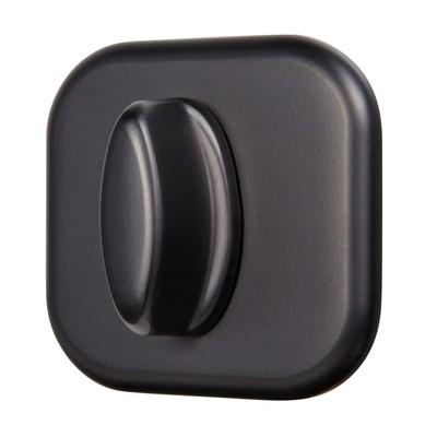 Поворотник на квадратной розетке BKW 8*60 XL BL Черный