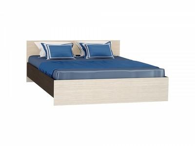 Кровать Бася КР-559 1,6м Дуб белфорд