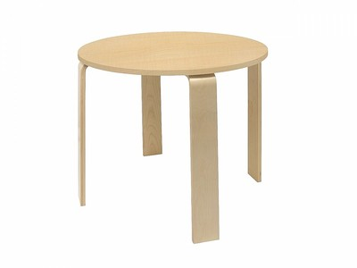 Стол обеденный круглый Scandi
