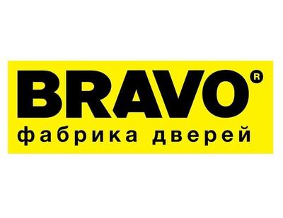 "Табличка с люверсами ""BRAVO"""