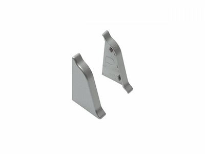 Комплект заглушек для плинтуса АР-740