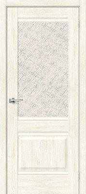 Прима-3 Nordic Oak White Сross