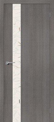Порта-51 SA Grey Crosscut Silver Art