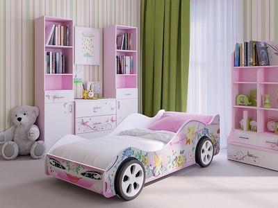 Колеса для кровати-машины