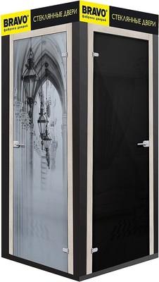 Для 4-х стеклянных дверей