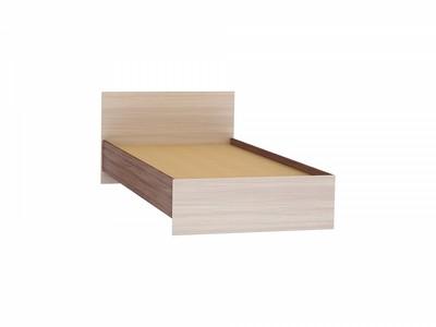 Кровать Бася КР-555 (0,9м) Ясень шимо светлый